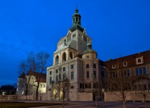 The national museum is part of the culture in Bogenhausen district in Munich.