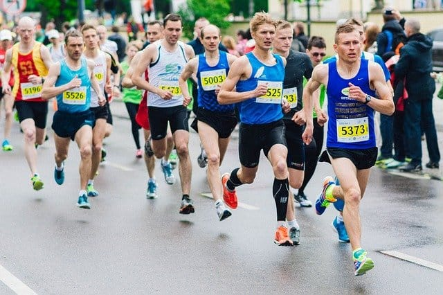 Runners can prove themselves at the munich marathon.