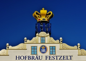 The Hofbräuhaus serves one of the best beers in munich and is one of munich's best parlours