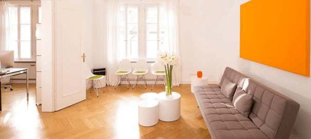 The Doctor's office in Munich is a welcoming place for everyone searching for plastic or cosmetic surgery
