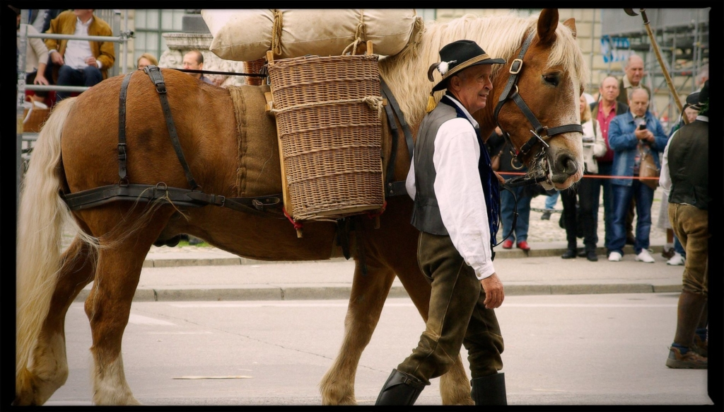 Annually in autumn, the Oktoberfest in Munich is the most visited leisure activity in Munich.