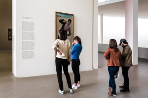 Maxvorstadt has high density of museums, archives and art collections like the Neue Pinakothek.