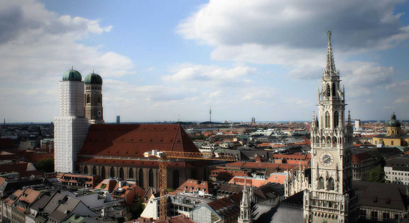 The city Munich is the capital of Bavaria