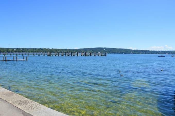 Starnberger Lake around Munich
